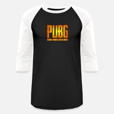 95dee450 Pubg Pubg Logo - Unisex Baseball T-Shirt