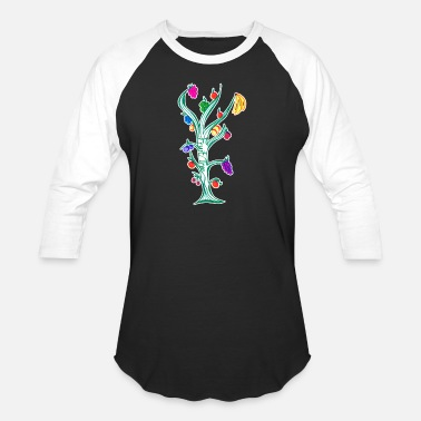 Fruit Tree Fruit Tree - Baseball T-Shirt