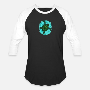 Turtle Apparel Turtle - Baseball T-Shirt