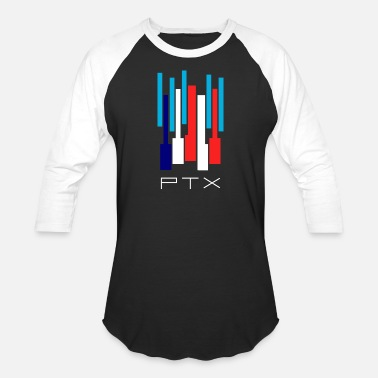 Band Lover Pentatonix music band lover T-shirt - Baseball T-Shirt