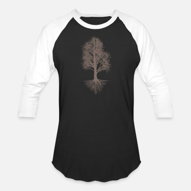 Trees Tree - Unisex Baseball T-Shirt