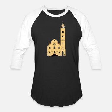 Church church - Unisex Baseball T-Shirt