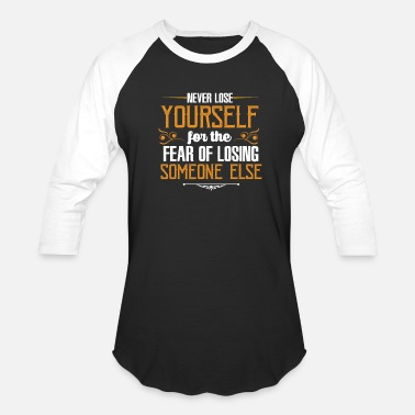 Self-reliance Motivational Statement Self Esteem Self - Unisex Baseball T-Shirt