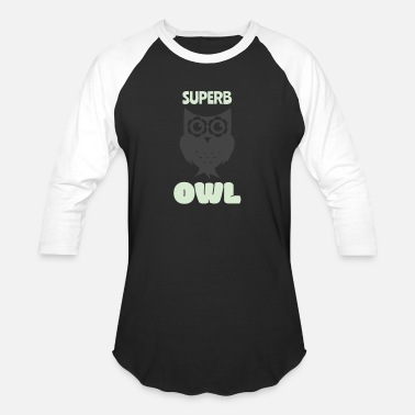 Unofficial Sports Superb Owl Funny Shirt for Party - Baseball T-Shirt