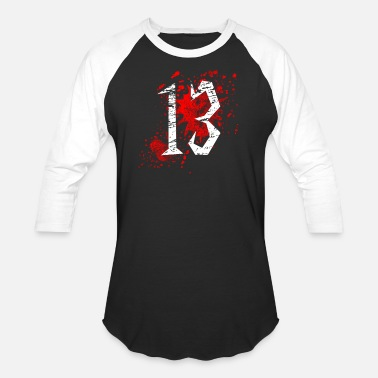 Next Friday Friday 13th Unlucky Day - Baseball T-Shirt