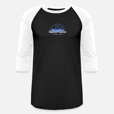 47fa96c91 Walter White Laboratories Walter White Laboratories Breaking Pinkman Bad -  Unisex Baseball T-Shirt