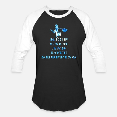 Shopping Shopping - Baseball T-Shirt
