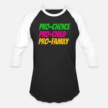 Abort Trump Women - pro choice pro-women's right to choose. - Baseball T-Shirt