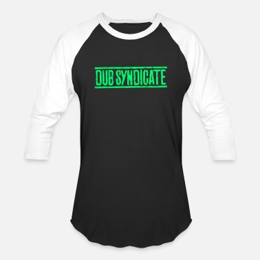 Syndicate Dub Syndicate - Unisex Baseball T-Shirt