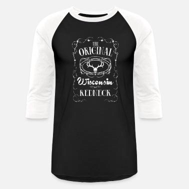 2aa73c83f3 Hillbilly Pride Wisconsin Redneck Funny Redneck Pride Hillbilly - Unisex  Baseball T-Shirt