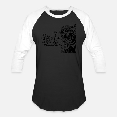 Snake Eyes Monster Snake Eye - Baseball T-Shirt