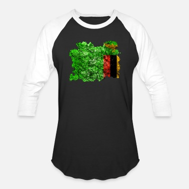 Shop Zambia Flag T-Shirts online | Spreadshirt