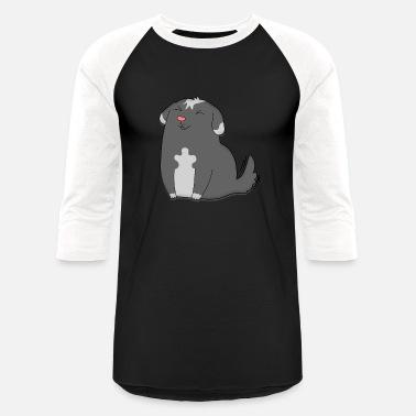92269683 Very-funny-dog-design Funny Dog - Unisex Baseball T-Shirt