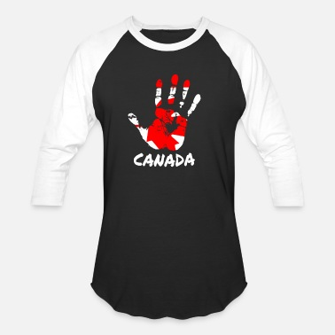 Montreal French Canada Canada - Baseball T-Shirt