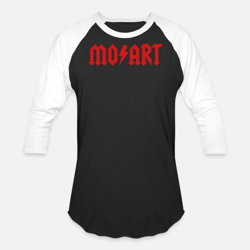 eff5abe468e6 Wolfgang T-Shirts - Wolfgang Amadeus Mozart - Hard Rock music - Unisex  Baseball T. Do you want to edit the design