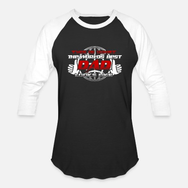 Fart Best Dad Best Dad! Daddy! Father! - Baseball T-Shirt