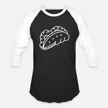 Love Tacos Perfect Tacos, Love Tacos - Unisex Baseball T-Shirt