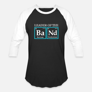 Leader Of The Band Elements Leader of the Band - Unisex Baseball T-Shirt