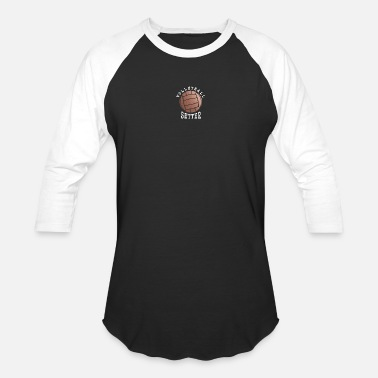Volleyball Setter Rose Gold Volleyball Setter - Baseball T-Shirt