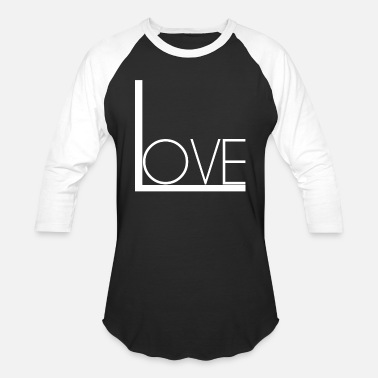 Graphic Design Baby Great Love Graphic Design as a Gift - Baseball T-Shirt
