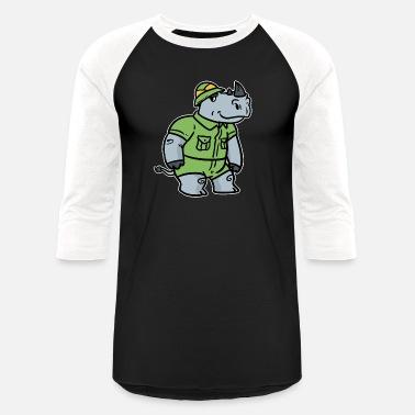 d1b9d353 Safari Gift Big Africa Kenya Elephant Game - Unisex Baseball T-Shirt