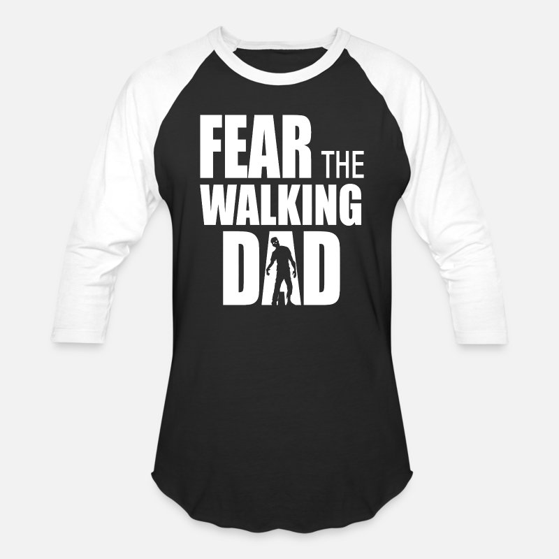 63b8b0a5c Shop Fear The Walking Dad T-Shirts online | Spreadshirt