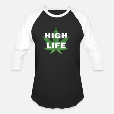 High Life High Life - Baseball T-Shirt