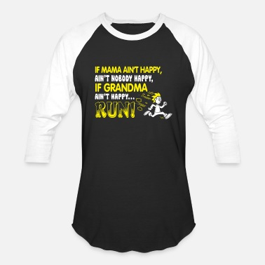 Running Run T Shirt - Baseball T-Shirt