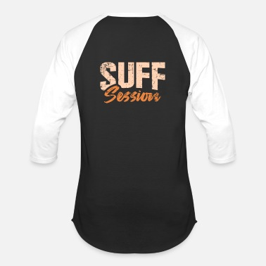 Suff Suff Session - Drinking Party Celebrations - Unisex Baseball T-Shirt