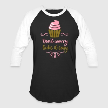 baking - Baseball T-Shirt