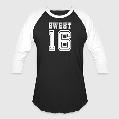 sweet 16 - Baseball T-Shirt