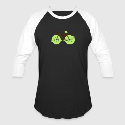 nature bicycle - Baseball T-Shirt