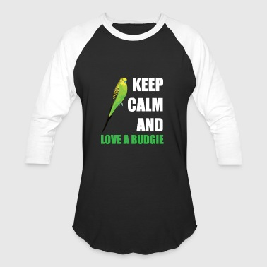 Keep Calm And - Baseball T-Shirt
