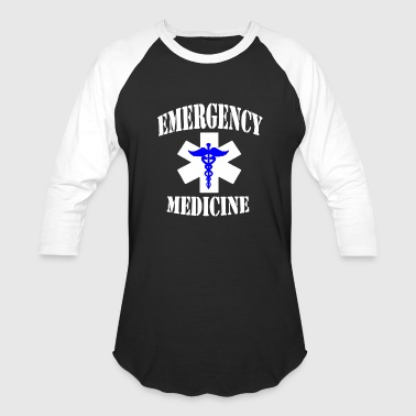 Emergency Medicine Shirt - Baseball T-Shirt