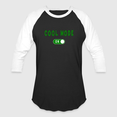 Cool Mode - Baseball T-Shirt