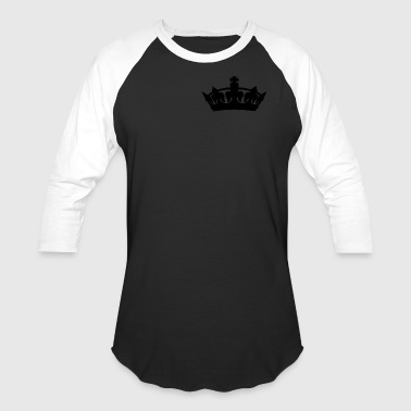 Crown - Baseball T-Shirt