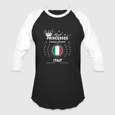 queen love princesses ITALY - Baseball T-Shirt