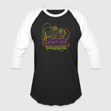 A Mardi Gras Masquerade Franklin High Homecoming - Baseball T-Shirt