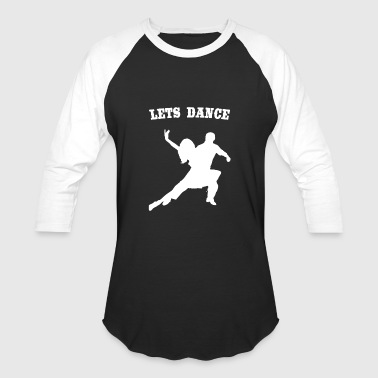 SALSA DANCING - Baseball T-Shirt