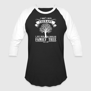 Genealogy Shirts - Baseball T-Shirt