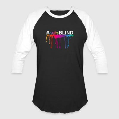 #colorBLIND - Baseball T-Shirt