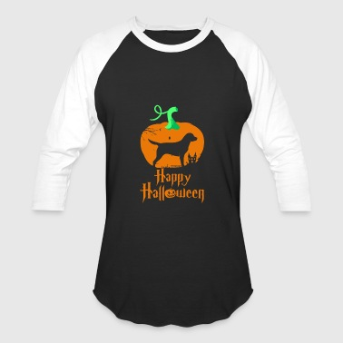 Dog Halloween - Baseball T-Shirt