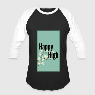 Happy High Tradition - Baseball T-Shirt