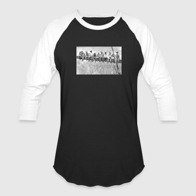 Building Empire State Building New York City - Baseball T-Shirt
