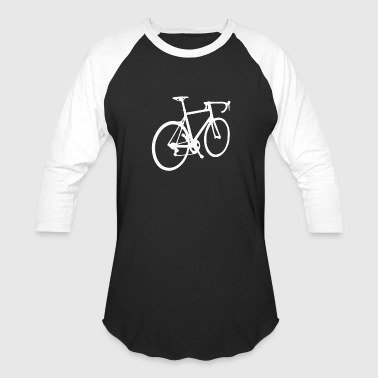 Road Bike - Baseball T-Shirt