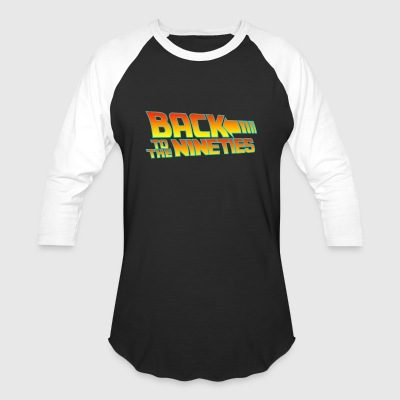 Back to the 90s - Baseball T-Shirt