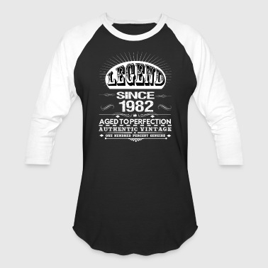 LEGEND SINCE 1982 - Baseball T-Shirt