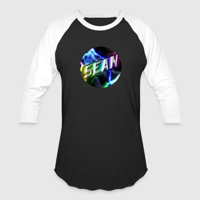 Sean Morabito YouTube Logo - Baseball T-Shirt