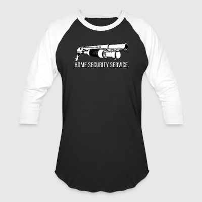 HOME SECURITY SERVICE - Baseball T-Shirt