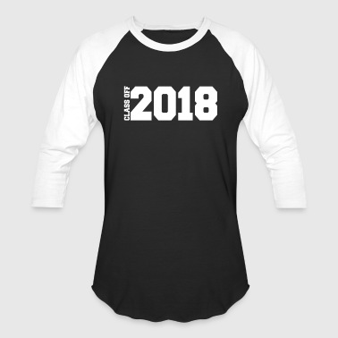 Class of 2018 - Baseball T-Shirt